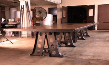 Conference Tables Vintage Industrial Furniture - Antique conference table